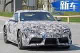 丰田全新一代Supra 取消手动变速箱/增混动车型
