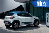 东风雷诺电动SUV国产街头实拍 预计售价10万元