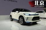 主打纯电SUV或将年内推出 实拍理念EV Concept