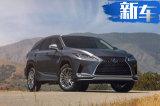 雷克萨斯新款SUV实拍!6座布局/竞争奔驰GLE