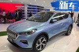 红旗首款纯电动SUV 明年开卖 售25.98-31.98万