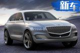 现代高端品牌将推首款SUV 与宝马X5/奔驰GLE竞争