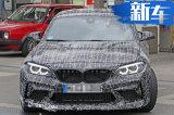 宝马M2新车型曝光 动力远超奥迪RS3/年内上市