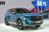 奇瑞8款新车曝光 全新瑞虎7领衔最低5万起售