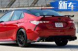 丰田凯美瑞性能版售价曝光 3.5L引擎+8AT本月上市