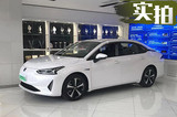 广汽丰田iA5到店实拍 综合续航里程达到510KM