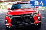 雪佛兰大7座SUV谍照曝光 尺寸大涨PK丰田汉兰达