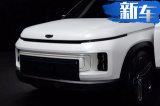吉利全新SUV实拍 外观酷似揽胜极光/下半年上市