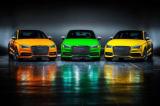 奥迪全新S3轿车尊享版发布 售价35万起