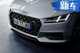 奥迪TT推纪念版车型 限量999台/6月日本发售