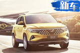 大众捷达品牌全新SUV曝光 11万起售/22日发布