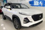 新宝骏RS-3将在3天后上市 1.5L车型预售7.48万起