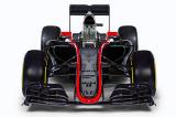 搭本田引擎 迈凯伦本田车队发MP4-30赛车