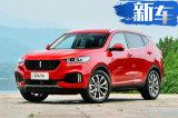 WEY VV6全新SUV或售17万元起 将于8月26日开卖