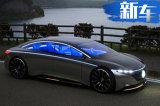 奔驰全新电动车EQS实拍 动力强劲/700公里续航