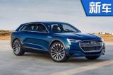 奥迪将推3款高性能纯电动车 全面PK特斯拉