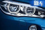 宝马X5/X6高性能版实车曝光 搭4.4T引擎/年底亮相