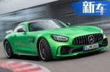 奔驰新款性能跑车曝光!外观升级/升级4.0T引擎
