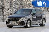 奥迪最大SUV改款 搭3.0T+8AT动力/明年初发布