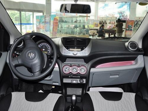 铃木新奥拓苏州优惠3000元 少量现车在售高清图片