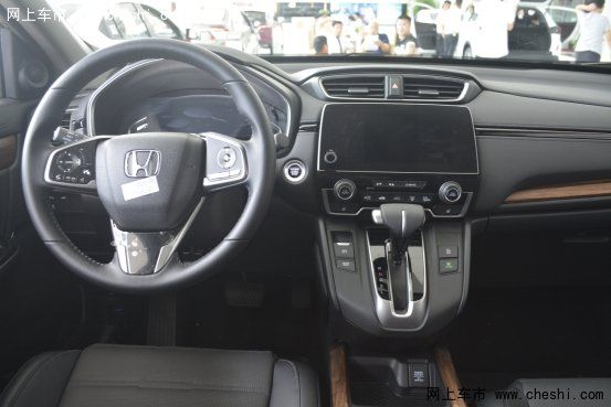 """""""心动力城市SUV""""的全新一代CR-V实拍-图11"""
