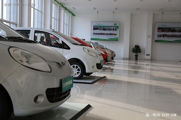 对标乘用车准入要求 宝雅新能源汽车工厂