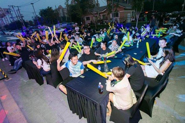 全国最大奔驰AMG俱乐部 TAC两周年聚会-图9