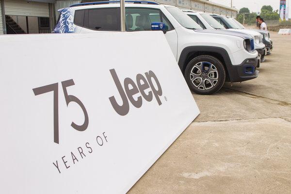 专业级SUV全新Jeep自由俠福州地区上市-图1