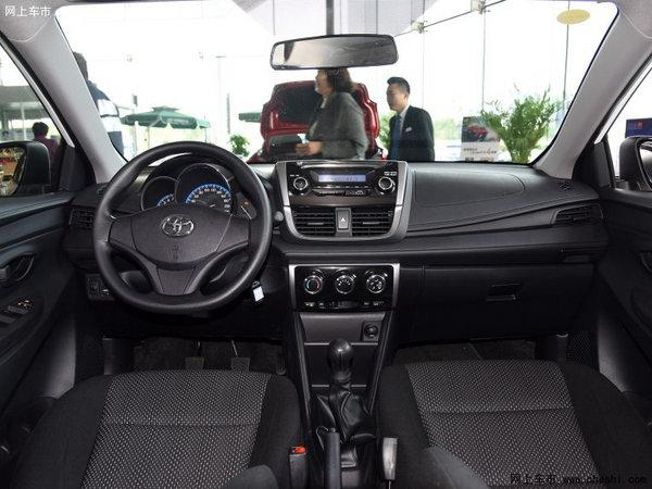 丰田威驰6.98万元起 降价竞争现代瑞纳-图2