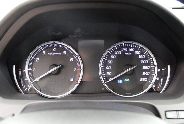 广汽Acura首款轿车 石家庄实拍讴歌TLX-L-图2