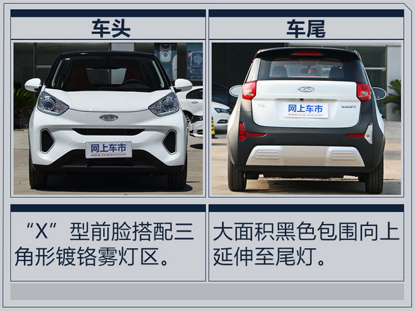奇瑞小蚂蚁将推新款车型 两种续航/大幅提升-图4