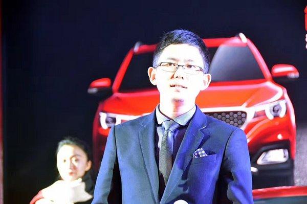 这一代的SUV——名爵ZS正式登陆济南-图5