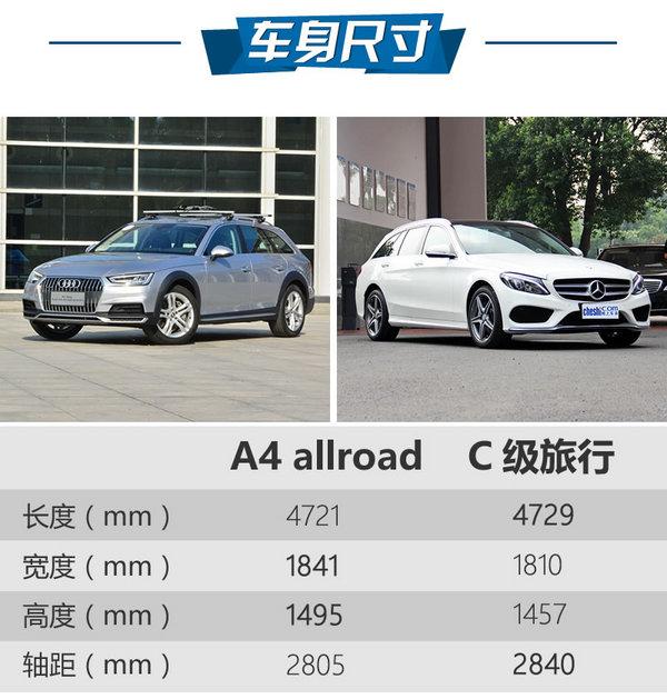 """换种""""方式""""生活 全新A4 allroad对比C级旅行-图3"""