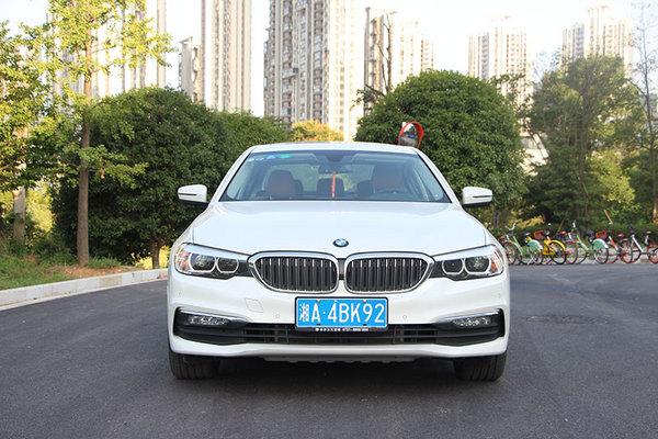 忠于驾驶,全新BMW 528Li试驾-图2
