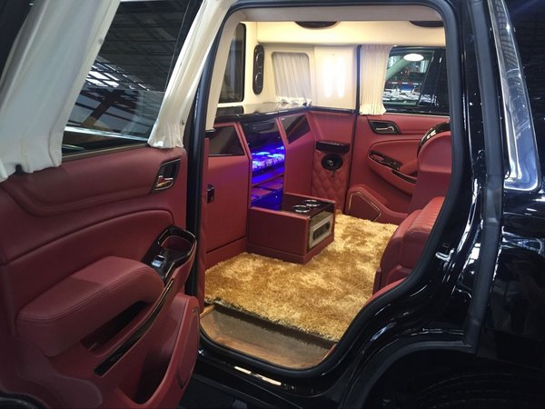 17款GMC商务之星 高配房车升级奢华尽显-图6