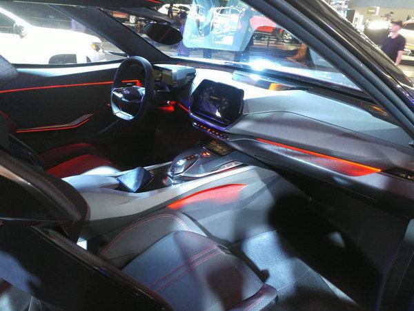 2017广州车展:预示未来的先驱者概念车合集-图10