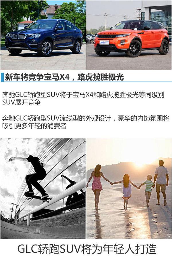 奔驰全新轿跑SUV上市 售XX-XX万元-图6