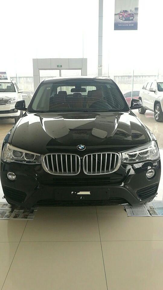 2016款宝马X3中东版 2.0T汽油让利价42万-图5