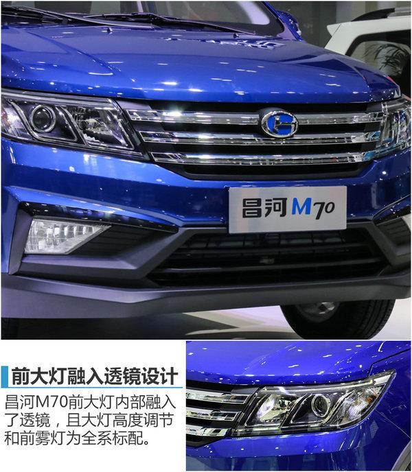 昌河MPV-M70正式上市 售价XX起-图2