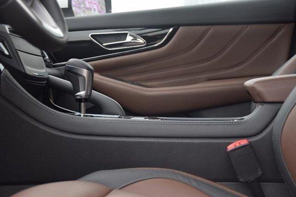 新实力中级SUV 风神新AX7济南正式上市-图7