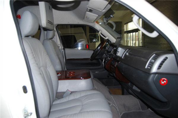 16款进口丰田海狮 VIP版商务专用接待车-图4