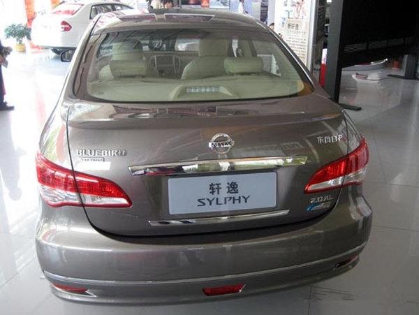 东风日产轩逸1.6L价格新款轩逸最低价格-图2