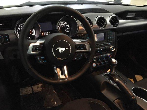 2016款福特野马2.3T野马实力非凡爆低价高清图片