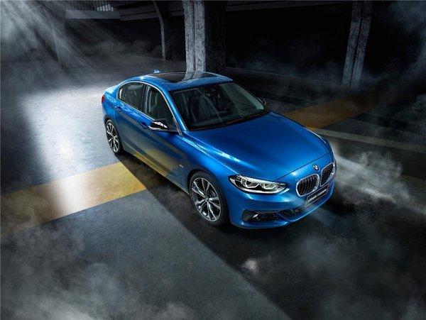 年轻时尚不尬聊 全新BMW 118i运动轿车-图1