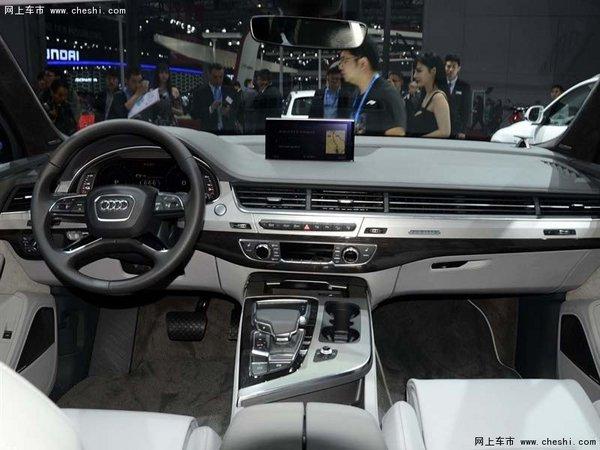 2016款奥迪Q7全时四驱 全景天窗豪华SUV