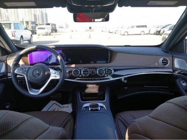 奔驰迈巴赫S450/S560/S650 现车足新年惠-图5