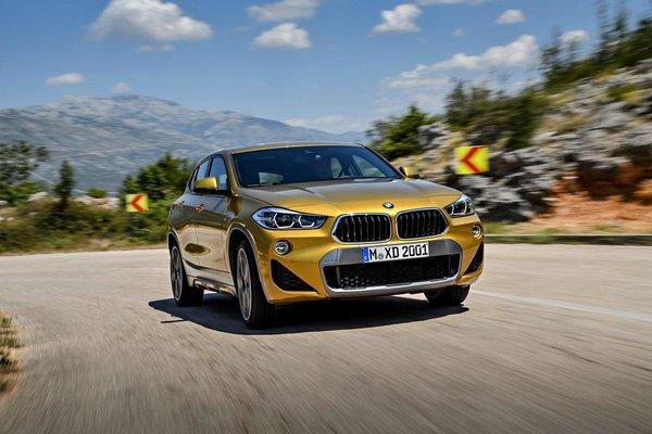 BMW X家族迎来新成员 全新BMW X2亮相-图5