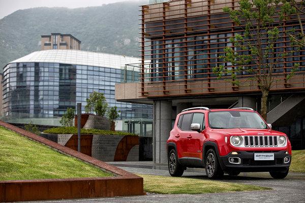 专业级SUV全新Jeep自由俠福州地区上市-图3