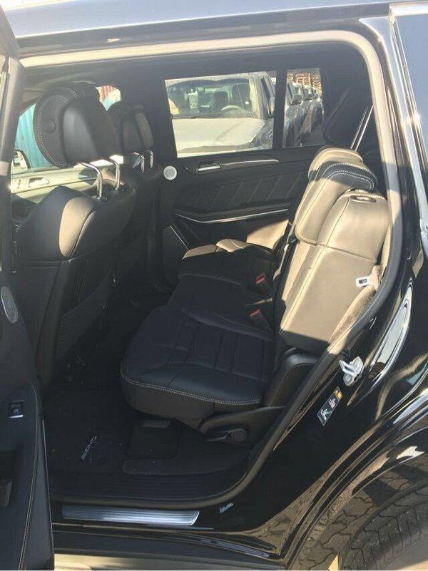 17款奔驰GLS63 超级霸气洋气平行进口车-图7