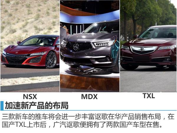 讴歌挑战3万销量 国产TLX等3款车将上市-图1